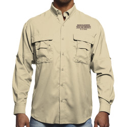 S-2 Dad L/S Fishing Shirt