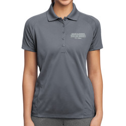 S-2 Mom Dri-Mesh Polo