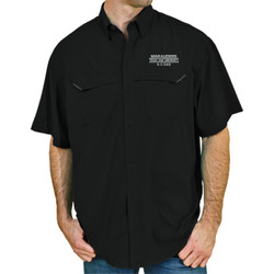 S-2 Dad Fishing Shirt
